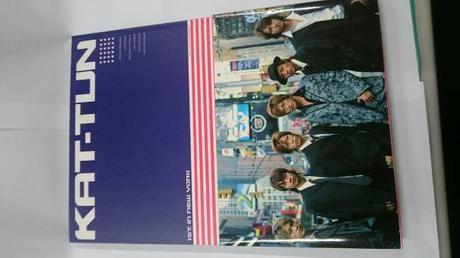 2003年●KAT-TUN●ファースト写真集●IN NEW YORK コンサートグッズの画像