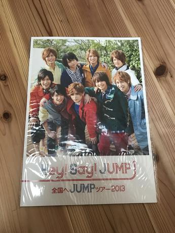 Hey!Say!JUMP*パンフレット コンサートグッズの画像