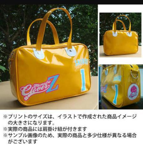 【ももクロレアグッズ新品】TEAM☆MCZのベースボールバッグ【黄・しおり推し】 ライブグッズの画像