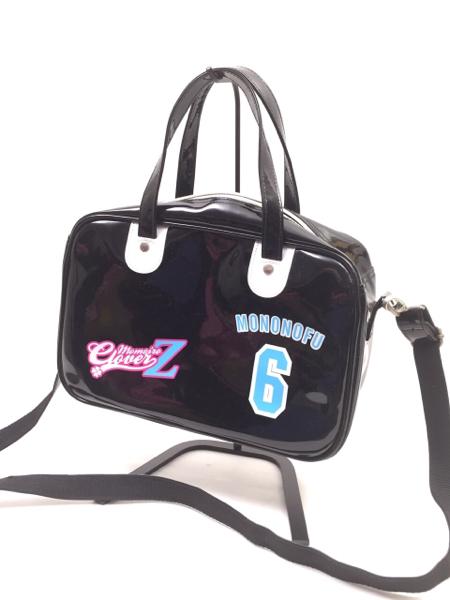 【ももクロレアグッズ新品】TEAM☆MCZのベースボールバッグ【黒・箱推し】 ライブグッズの画像