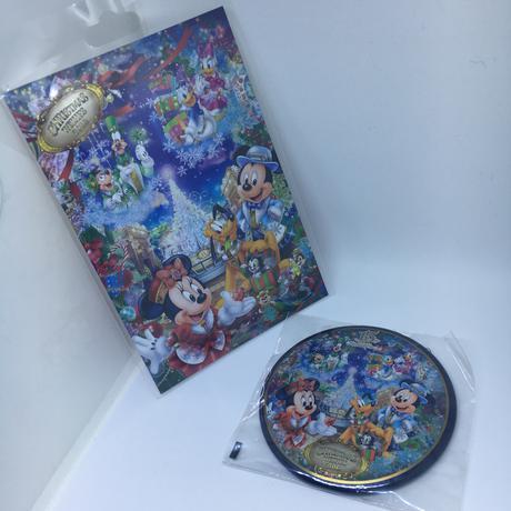 未開封◆TDSクリスマス限定グッズ◆ ディズニーグッズの画像