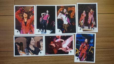 Kis-My-Ft2 Jr.時代二階堂高嗣写真 コンサートグッズの画像