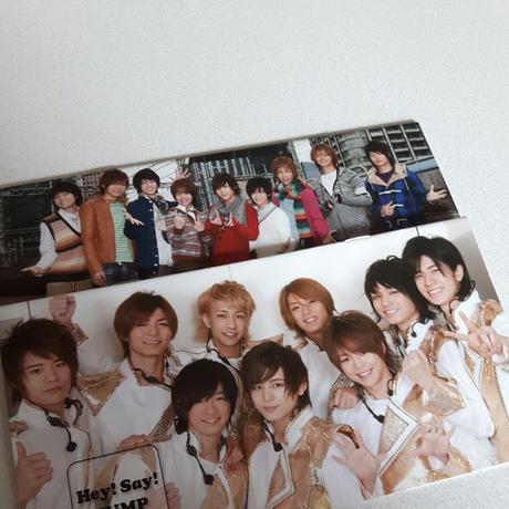 Hey!Say!JUMP 会報 コンサートグッズの画像