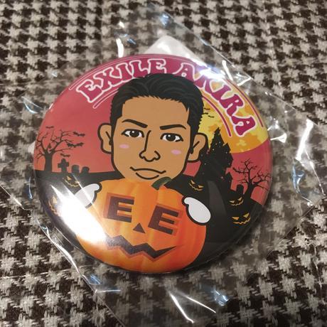 EXILE AKIRA Halloween缶バッチ ライブグッズの画像