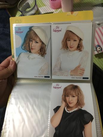 【ハロプロ】夏焼雅 生写真10枚セット ライブグッズの画像