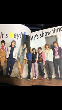 Hey!Say!JUMP ASIA TOUR SPECIAL PHOTOBOOK コンサートグッズの画像 3枚目