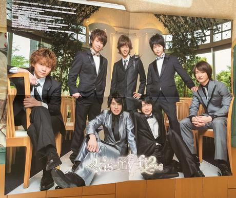 kis-my-ft2・NEWS 両面ポスター(ピンナップ) コンサートグッズの画像
