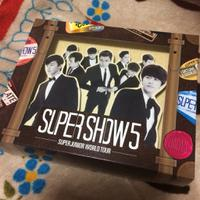 superjunior SS5フォーチュンクッキー箱 ライブグッズの画像 1枚目