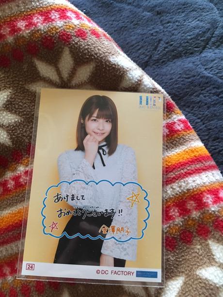 【ハロプロ】金澤朋子 コレ写 ライブグッズの画像