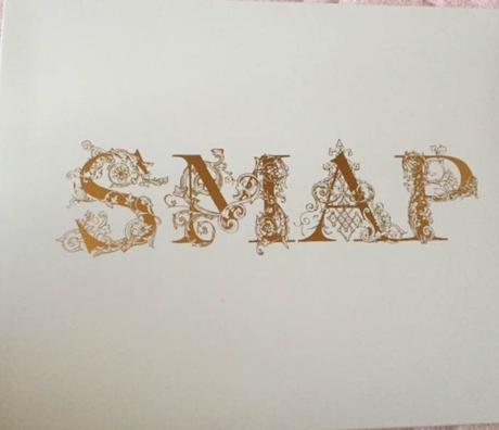 【レア】SMAP 25周年 写真集