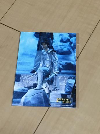 A.B.C-Z 河合郁人 ジャニーズワールド2020 フォトセット コンサートグッズの画像