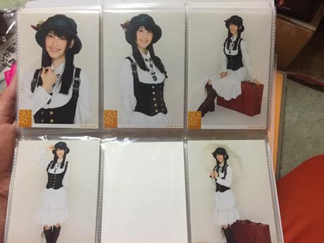 SKE48 松井玲奈 月別生写真 ライブグッズの画像