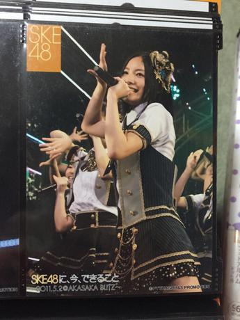 SKE48 松井珠理奈生写真 ライブグッズの画像