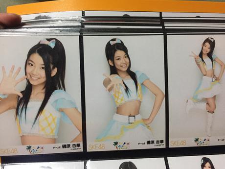 SKE48 磯原杏華 会場ランダム生写真コンプセット ライブグッズの画像