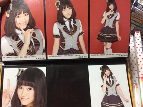 SKE48 犬塚あさな BLT生写真 5枚セット ライブグッズの画像