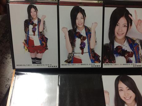SKE48 松井珠理奈 生写真 白組コンプセット ライブグッズの画像