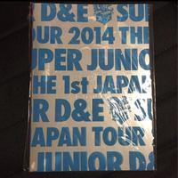 SUPER JUNIOR D&E 写真集 ライブグッズの画像 1枚目