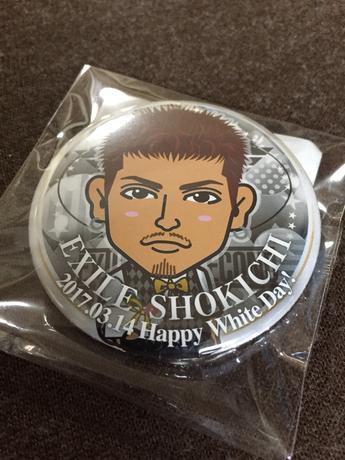 SHOKICHI缶バッチ ライブグッズの画像
