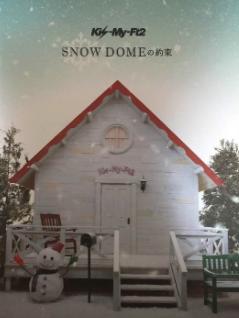 キスマイ SNOW DOMEの約束 パンフ コンサートグッズの画像