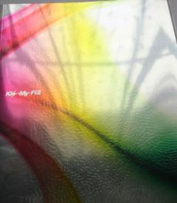 Kis-My-Ft2 Debut Tour 2011 パンフレット コンサートグッズの画像