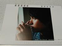 〔非売品〕研音アーティストカレンダー2017 ライブグッズの画像 2枚目