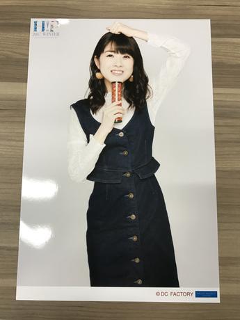 中西香菜 生写真 ハロコン 冬 2017 ライブグッズの画像