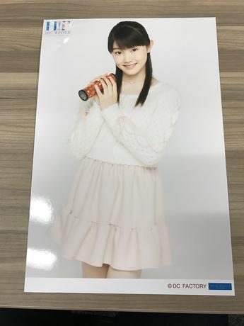 小野田紗栞 生写真 ハロコン 2017 冬 ライブグッズの画像