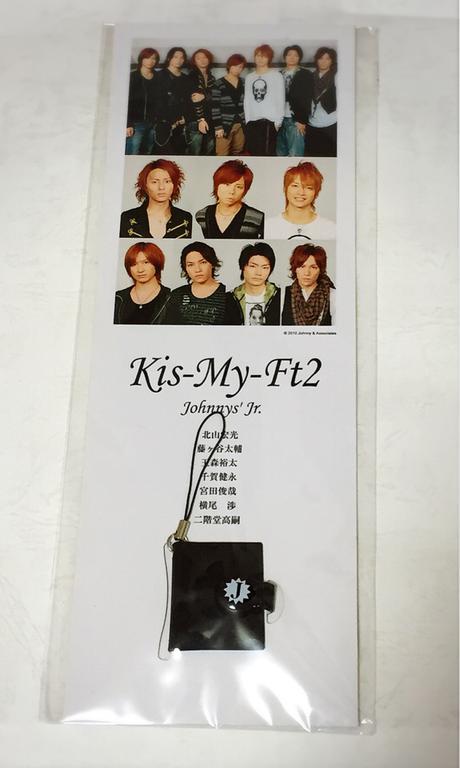 Kis-My-Ft2 ミニフォトアルバム① コンサートグッズの画像