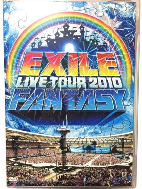 EXILE 2010 EXILE FANTASY DVD