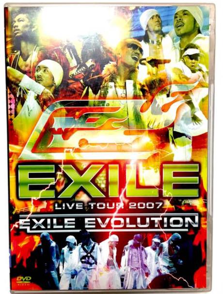 EXILE 2007 EXILE EVOLUTION DVD