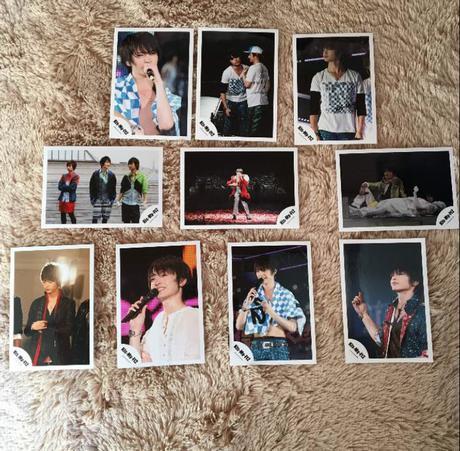 玉森裕太  公式写真14枚セット コンサートグッズの画像