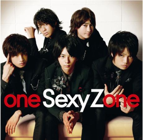 one Sexy Zone  HMV限定版 コンサートグッズの画像