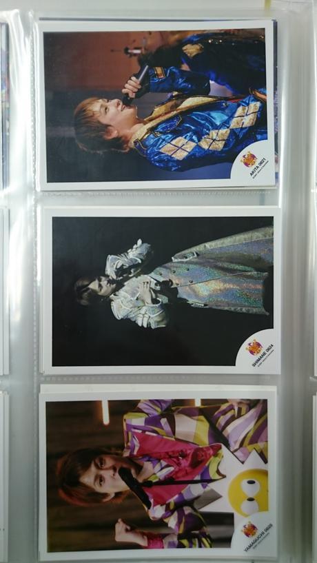 横山裕 写真5枚セット リサイタルグッズの画像