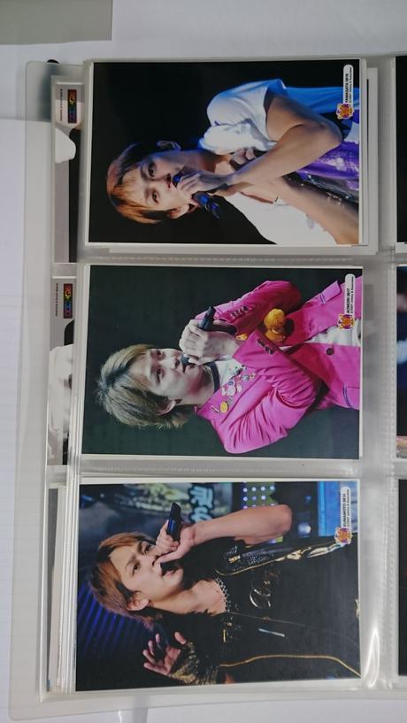 横山裕 写真6枚セット2 リサイタルグッズの画像