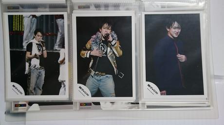 横山裕 写真6枚セット6 リサイタルグッズの画像