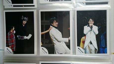 横山裕 写真6枚セット8 リサイタルグッズの画像