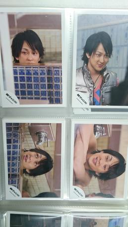 横山裕 写真8枚セット リサイタルグッズの画像