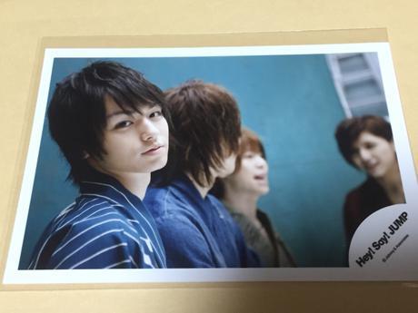 Hey!Say!JUMP 浴衣 公式写真 コンサートグッズの画像