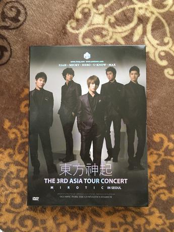 東方神起 The 3rd asia tour concert ライブグッズの画像