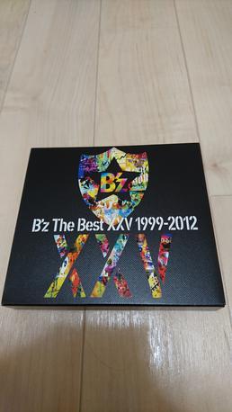 B'z the best XXV 1999-2012 ライブグッズの画像