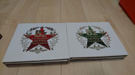 "B'z The Best ""ULTRA Plesure &Treasure ライブグッズの画像"