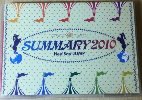 Hey!Say!JUMP SUMMARY2010 DVD