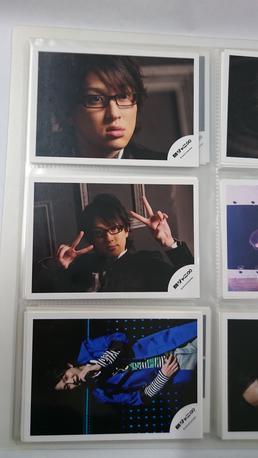横山裕 写真6枚セット10 リサイタルグッズの画像