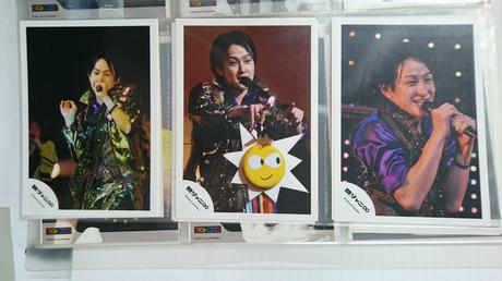 横山裕 写真6枚セット12 リサイタルグッズの画像