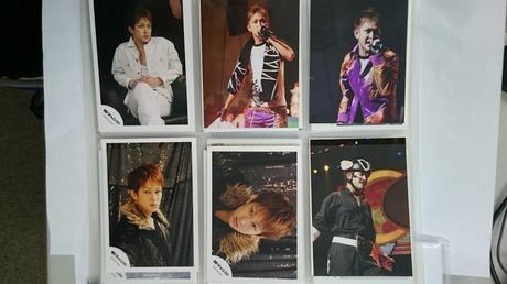 横山裕 写真6枚セット17 リサイタルグッズの画像