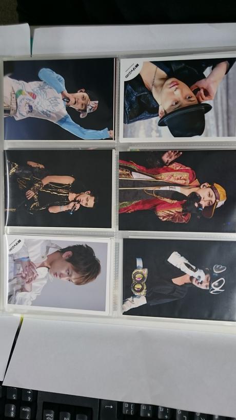 横山裕 写真6枚セット18 リサイタルグッズの画像