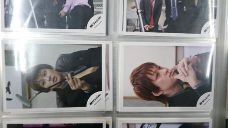 横山裕 写真4枚セット2 リサイタルグッズの画像