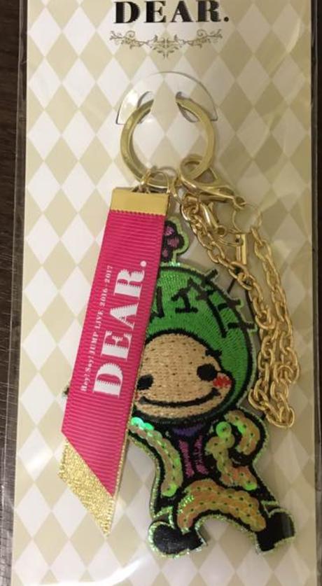 Hey!Say!JUMP 2016 DEAR. さぼねん キーホルダー コンサートグッズの画像