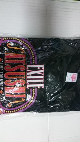EXILE ATSUSHI IT'S SHOWTIME ツアーTシャツ ライブグッズの画像