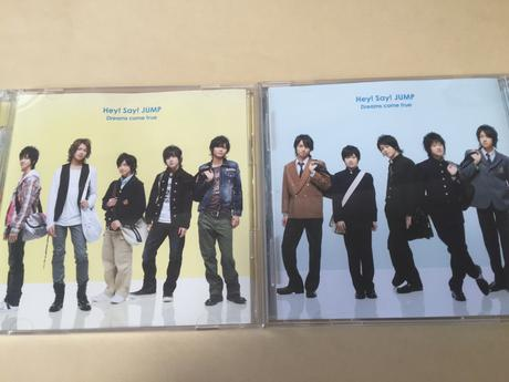Hey!Say!JUMP Dreams come trueセット コンサートグッズの画像